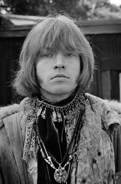 , 'Brian Jones Close Up at Monterey Pop Festival, 1967,' 2017, ACA Galleries