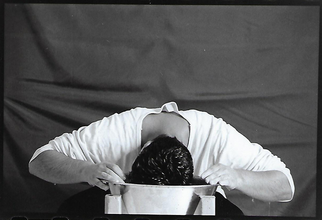, 'Faced From There (1),' 1998, Agora Gallery