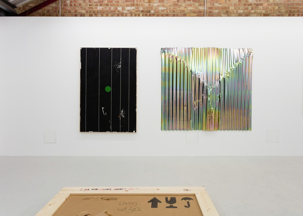 Installation view 'Desire of the Other' at Annka Kultys Gallery, London 2015. Photo: Annka Kultys Gallery (Damian Griffiths)