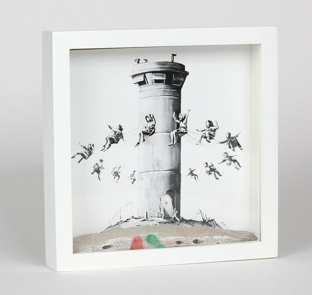 Banksy, 'Walled off Hotel', 2017, ARTEDIO