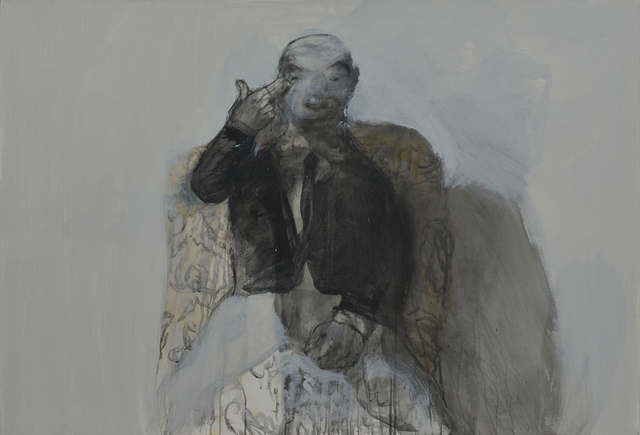 Do Hoang Tuong, 'Black Powerful Old Man', 2016, CUC Gallery