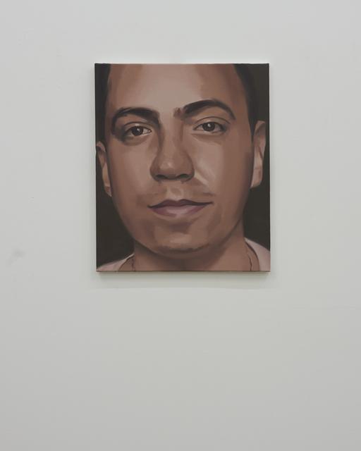 , 'Sergio,' 2016, David Risley Gallery