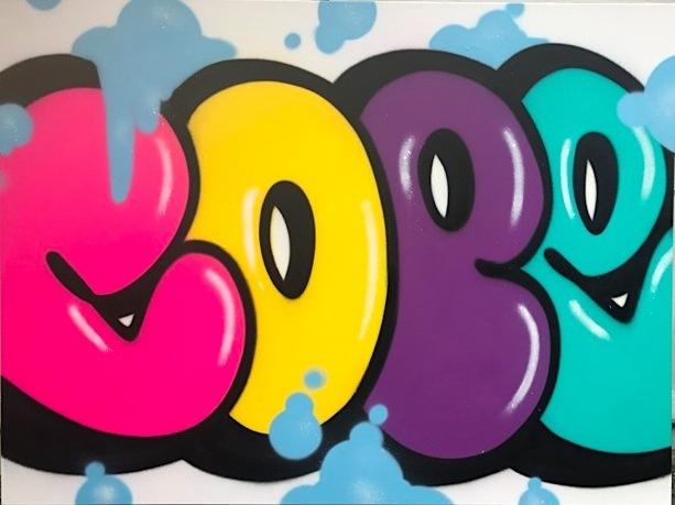 Cope2, 'Multi-Colored Bubble 2', 2019, Soho Contemporary Art