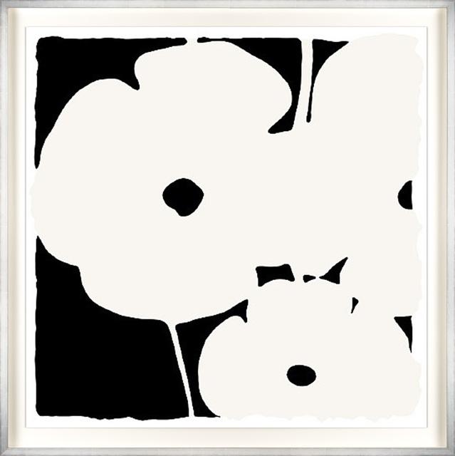 , 'Poppies: White,' 2011, Merritt Gallery