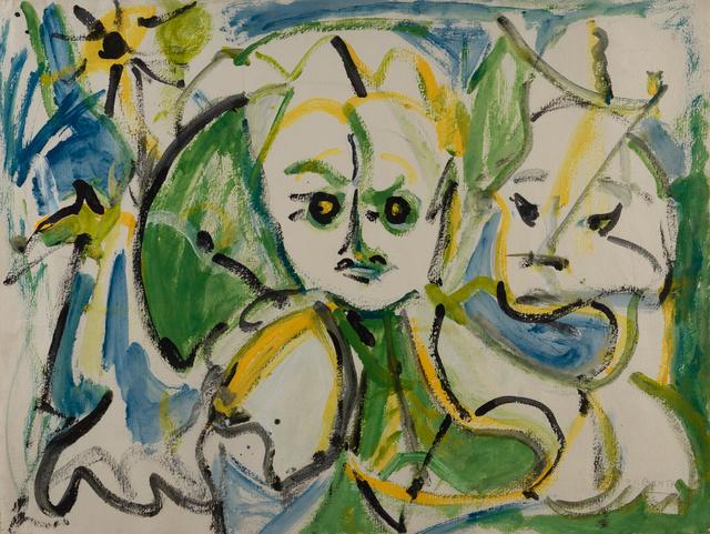 , 'And a Star,' 1978, Spanierman Modern