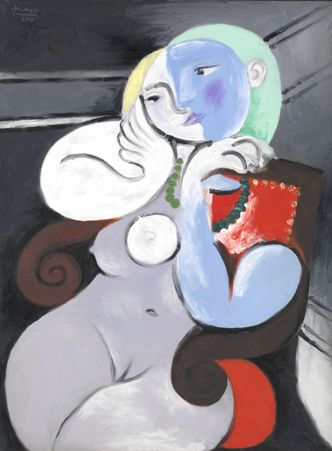 , 'Nude Woman in a Red Armchair,' 1932, Tate Modern