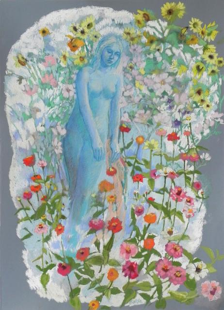Teresa Baksa, 'In a Garden of Flowers', 2015, Miller White Fine Arts