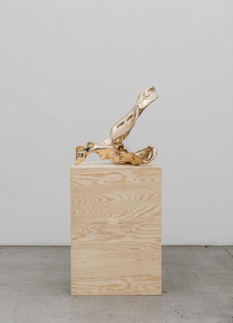 , 'Bronze pour XXI,' 2016, Galleri Nicolai Wallner