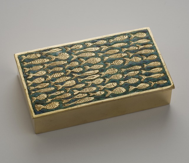 , 'Aquarium, Rare Box,' , Maison Gerard