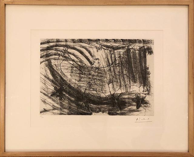 Pablo Picasso, 'Untitled (Bloch 1420)', 1966, DTR Modern Galleries