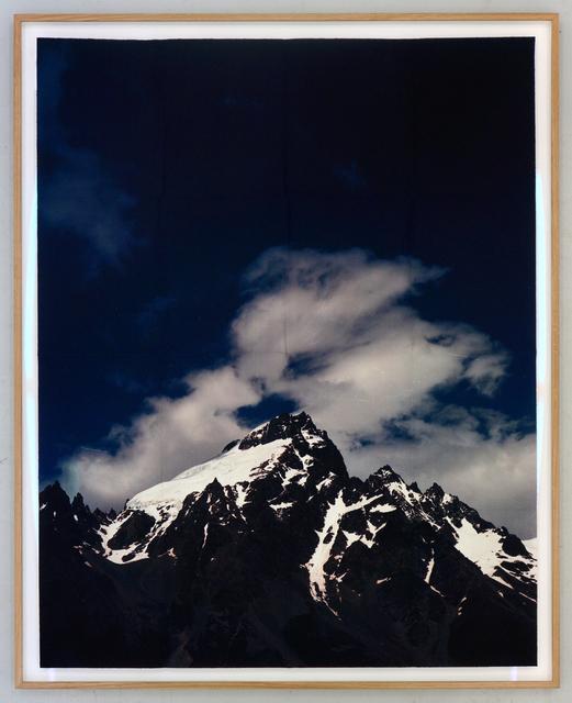 , 'AR - Cerro Solo,' 2015, Peter Lav Gallery
