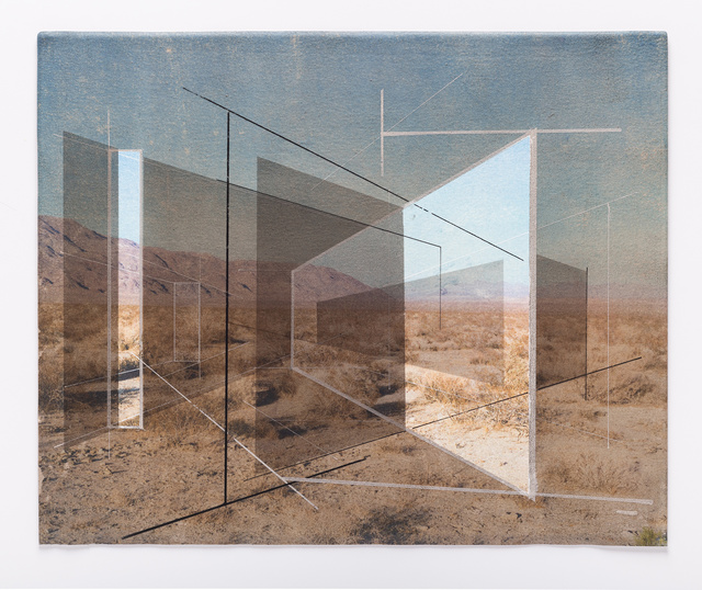 , 'New Land No. 61,' 2018, Upfor