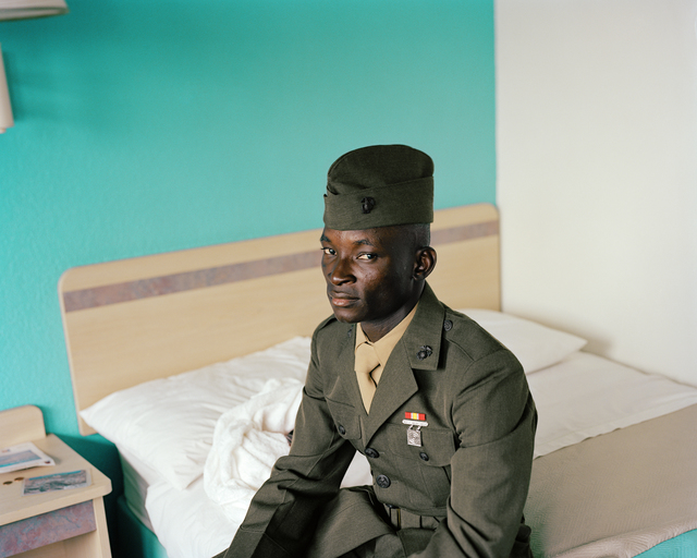, 'Marine, Hotel Near Airport, Richmond, VA ,' 2009, Candela Gallery