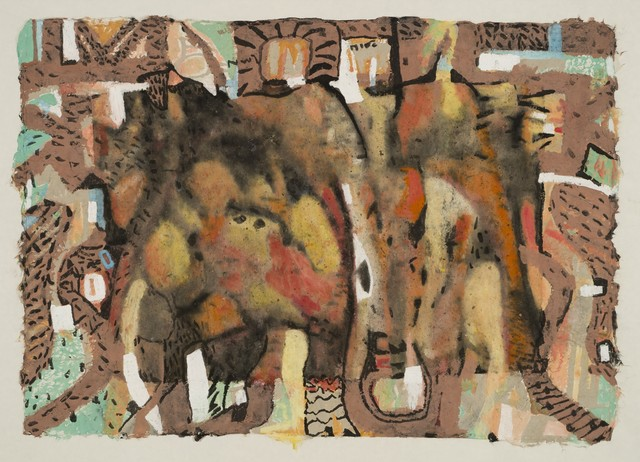 , 'Earth Slough No. 258,' 2013-2016, Juliette Culture and Art Development Co. Ltd.