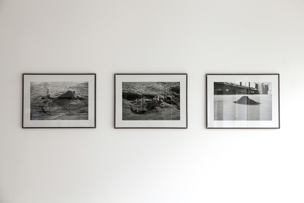"stöckerselig, ""Land"", photographs, unique copy, 2014 