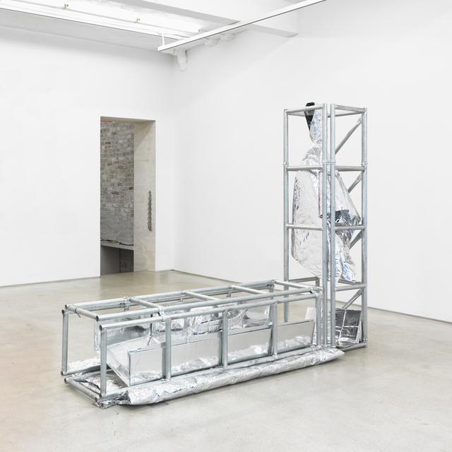 , 'Untitled (just move forward slowly),' 2016, Magenta Plains