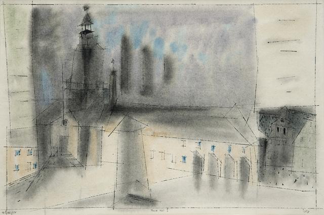 , 'Town Hall I,' 1939, W&K - Wienerroither & Kohlbacher