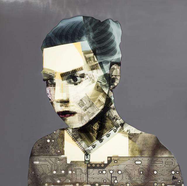 , 'Radiate,' 2015, Absolute Art Gallery