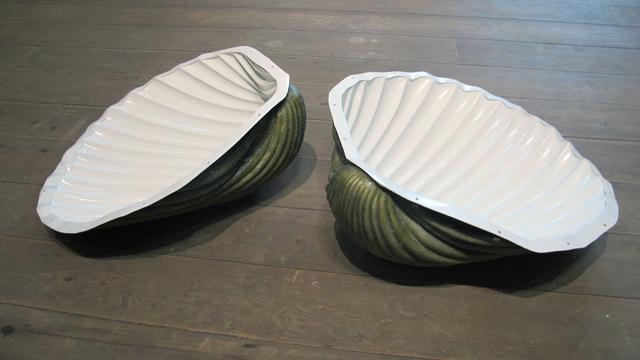 , 'Molde-Modelo (Mold-Model),' 2014, Galeria Marília Razuk