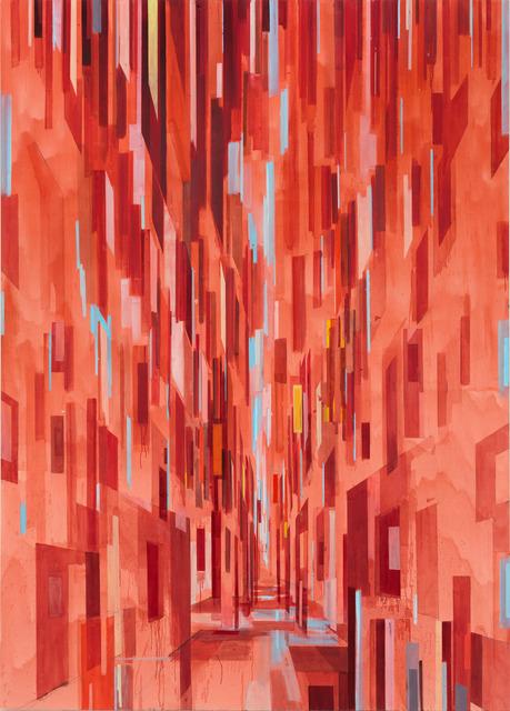 , 'Quartier,' 2017, Galerie EIGEN + ART
