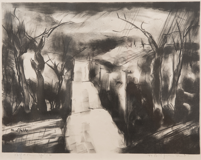 B. J. O. Nordfeldt, 'Road Over the Hills', c. 1950, Peyton Wright Gallery