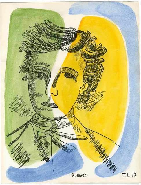 , 'Rimbaud,' 1948, Arts et Autographes