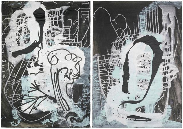 , 'Ohne Titel,' 1985, Suzanne Tarasieve
