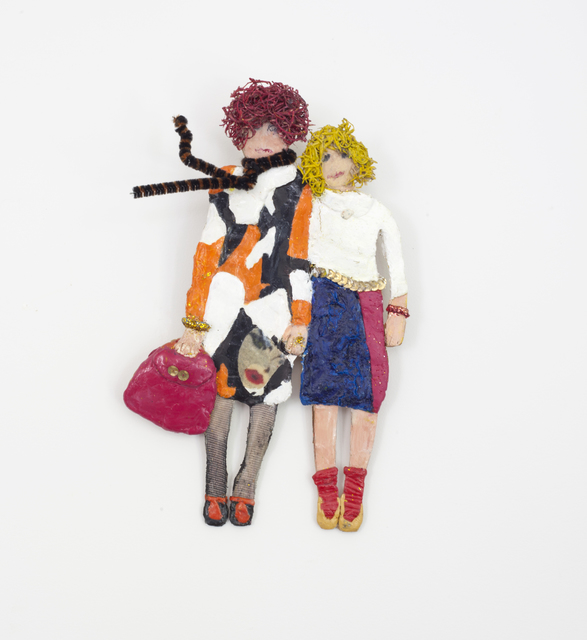 Tommy Thomas, 'Well Dressed Women', ca. 2013, VSOP Projects