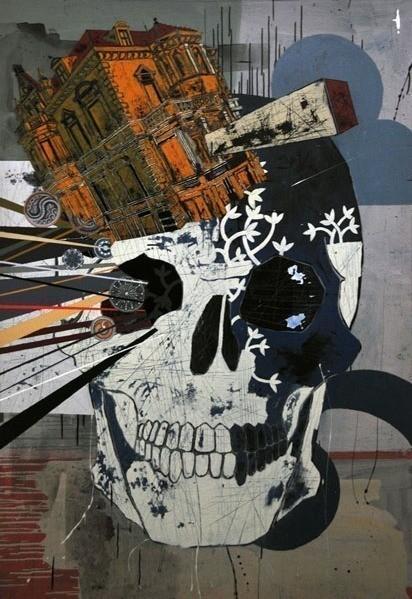 , 'Kopf,' 2011, GE Galería