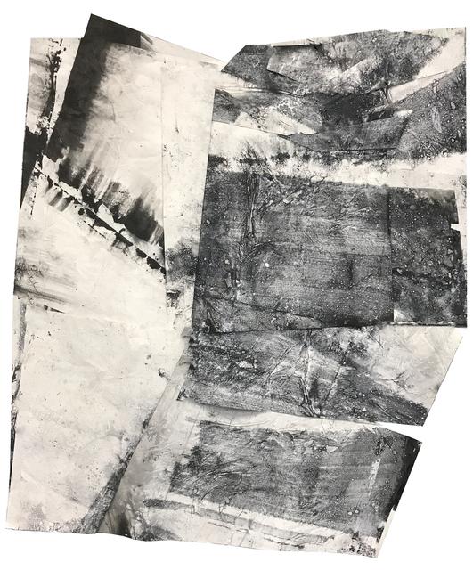 , 'Planar Fracture 断层面,' 2018, Ink Studio