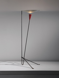 Michel Buffet, 'Floor lamp,' ca. 1950, Phillips: Design