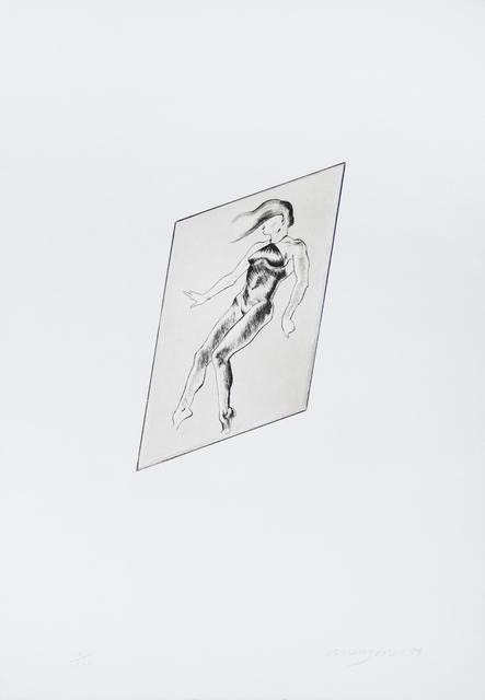, 'Catwalk Fragment,' 1998, MLTPL