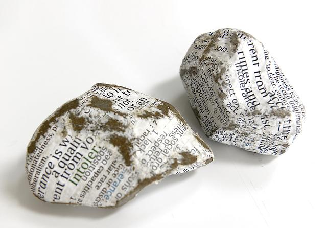 , 'Protest Stones (Brexit),' 2016, Bartha Contemporary