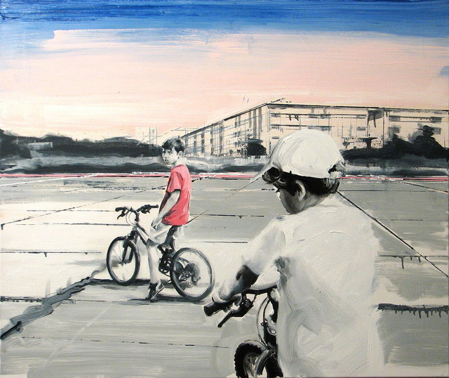 , 'Concrete,' 2014, Galerie Sandhofer