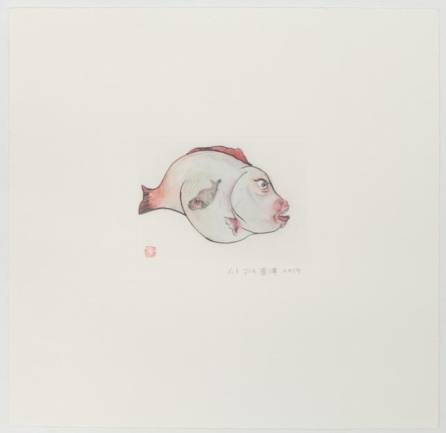 Li Jin 李津, 'Li Jin's Aquarium', 2014, Dubner Moderne
