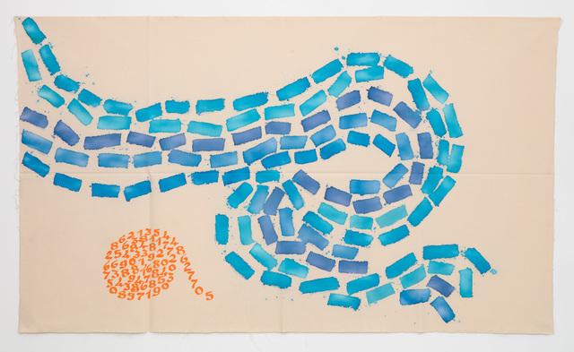 , 'Canone Aureo 705 (WG),' 2015, Casey Kaplan