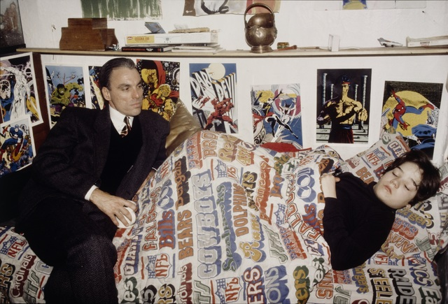 , 'Max and Richard, New York City,' 1983, The Museum of Modern Art