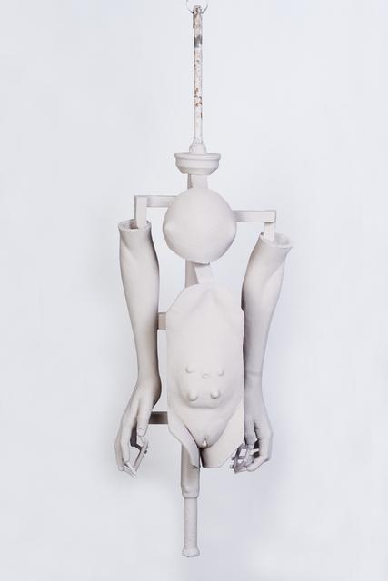 , 'Hommage à Belle-Mère (in Process),' 2012, Polka Galerie