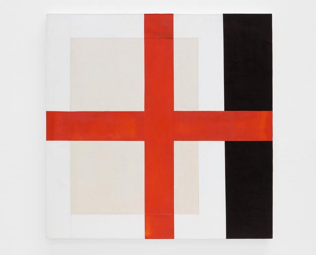 , 'Red/Clay,' 1989, Blum & Poe