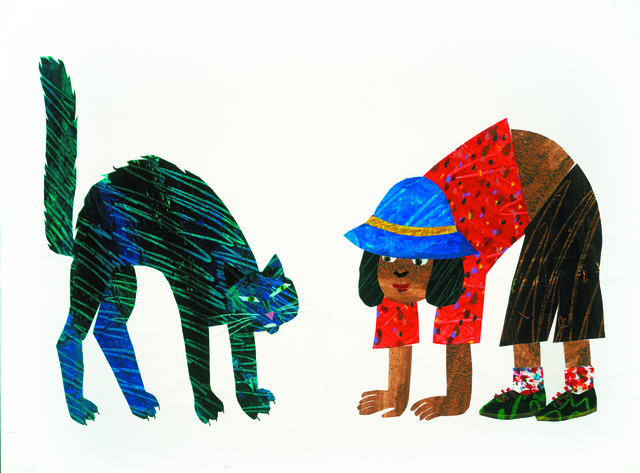""", ' Illustration from """"From Head to Toe"""",' 1997, High Museum of Art"""