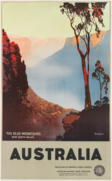 AUSTRALIA / THE BLUE MOUNTAINS