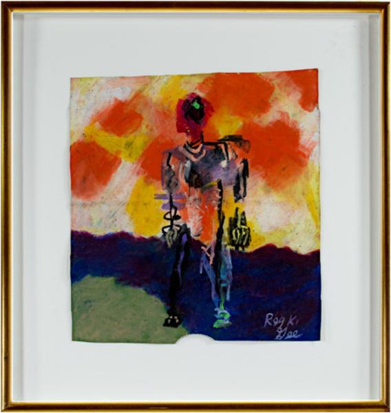 , 'Remembering,' 2000, David Barnett Gallery