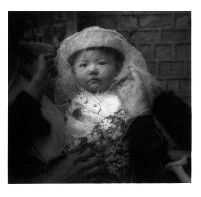 , 'Veiled Infant, Gansu Province, China,' 1995, Sous Les Etoiles Gallery