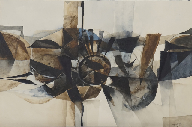 , 'Untitled,' 1959, Annely Juda Fine Art