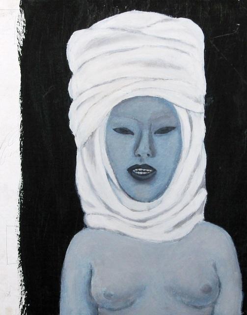 , 'Girl in a Kimeshek,' 1989, Aspan Gallery