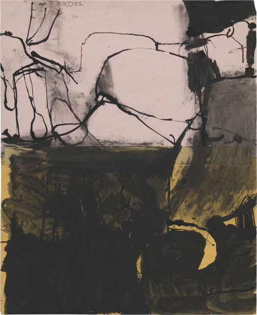 , 'Untitled,' 1952, Richard Diebenkorn Foundation
