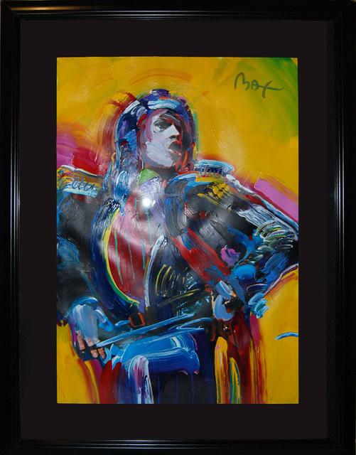 , 'Mick Jagger,' 1988, Baterbys Art Gallery