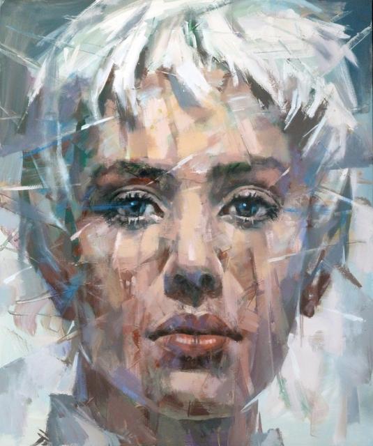 , 'Portrait Girl,' 2018, ARTBOX.GALLERY