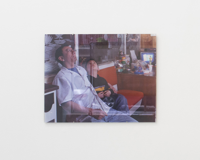 , 'Untitled (father and son; Kingston, NY),' 2003, Rubber Factory