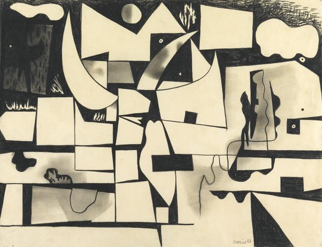 , 'Nocturne,' 1951, Whitford Fine Art